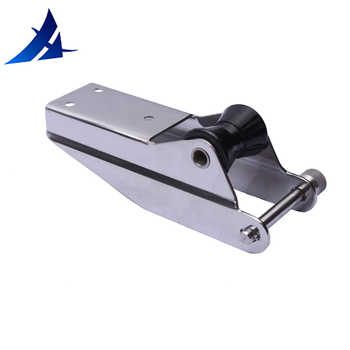 """BBT Brand 316 Marine Grade Polished Stainless Steel Anchor Roller & Mount 9-7/8\"""" boat accessories marine - DISCOUNT ITEM  20% OFF Automobiles & Motorcycles"""