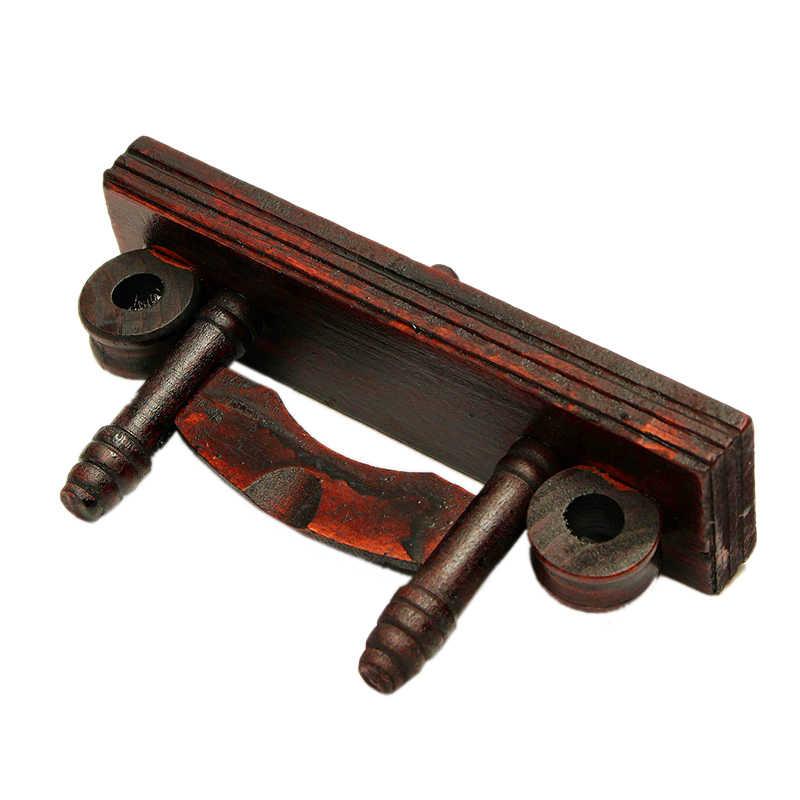 Современный китайский стиль, ручная работа, деревянная складная подставка с вентилятором, подставка для дисплея, подставка для домашнего декора, декоративные статуэтки для гостиной