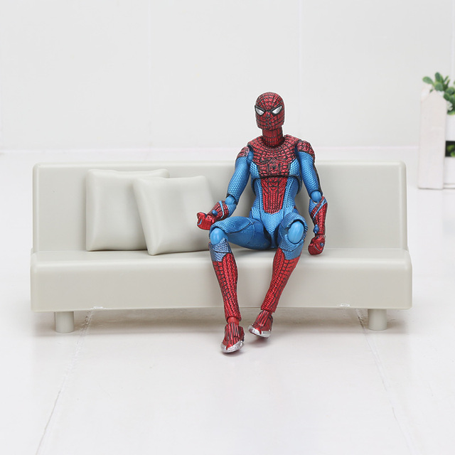 Spiderman Figma 199 marvel thea vengers The Amazing spider