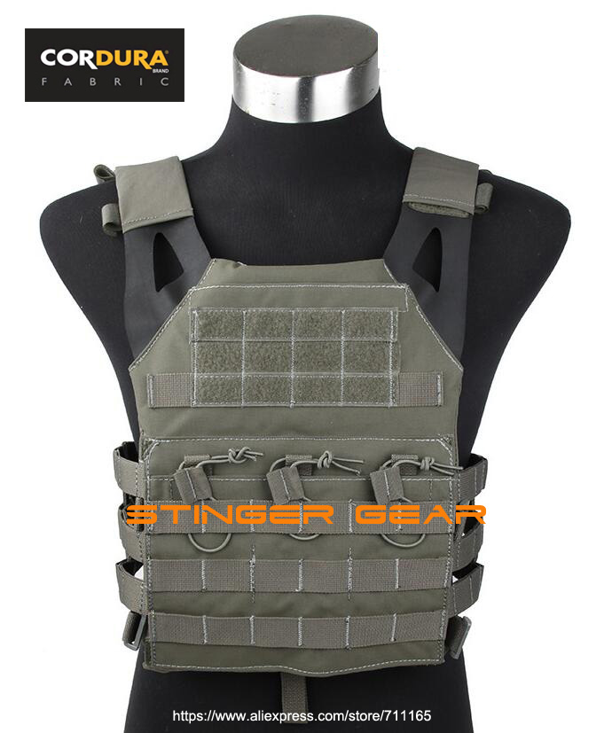 TMC Jumper Plate Carrier Cordura Airsoft Tactical JPC Vest RG+Free shipping(SKU12050863) цена