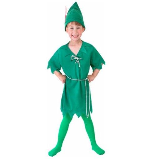 Child Peter Pan Costume Kids Halloween Costumes  sc 1 st  AliExpress.com & Child Peter Pan Costume Kids Halloween Costumes-in Boys Costumes ...