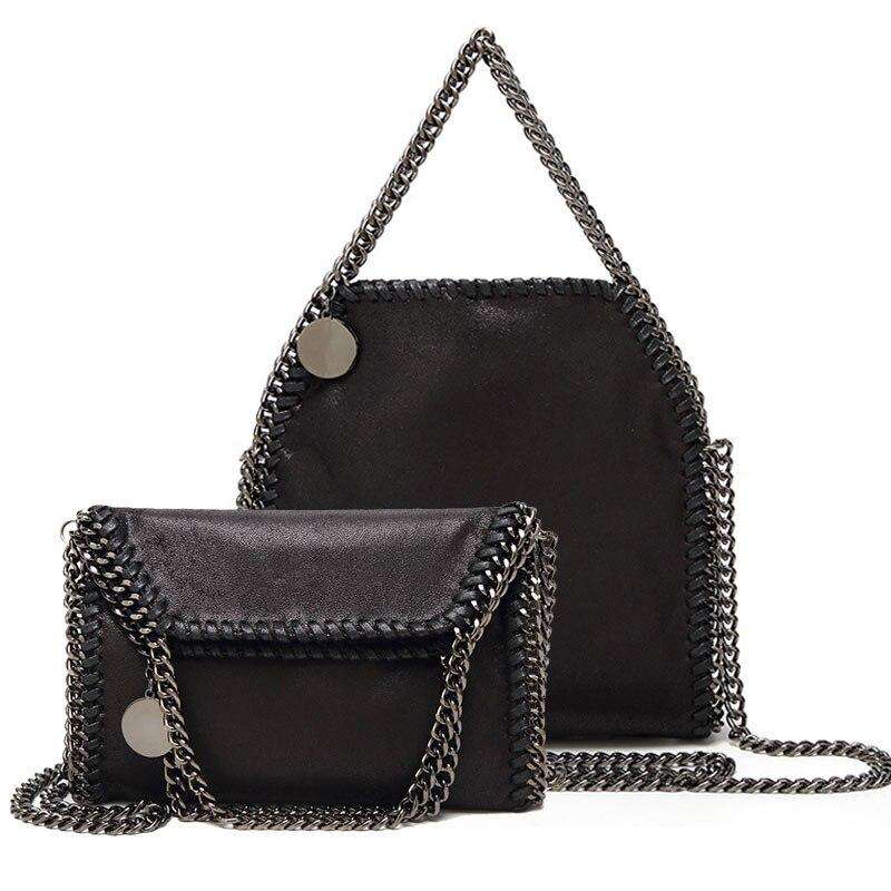 Sacos para mulher 2019 multi-função 3 corrente feminina crossbody saco bolsa feminina bolsas de luxo bolsas femininas designer lady totes