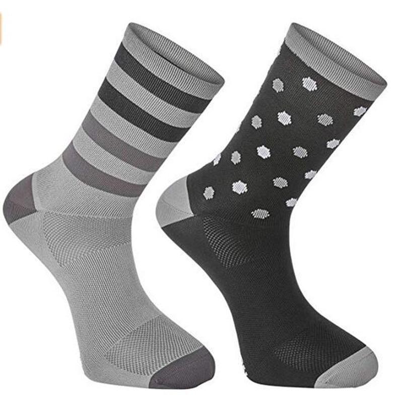 COLNAGO New Cycling Socks High Elasticity Outdoor Sports Socks Wearproof Bike Footwear For Road Bike Socks