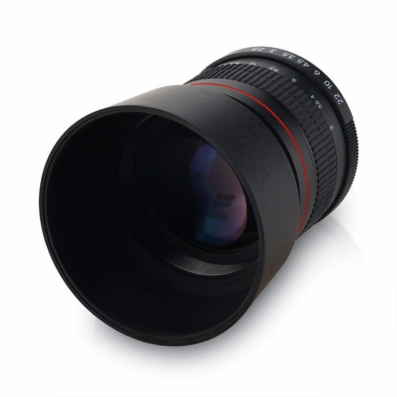 85mm F / 1.8 Canon 1200D 760D 700D 600D 70D 60D 7D 6D 5D II III DSLR - Kamera və foto - Fotoqrafiya 3
