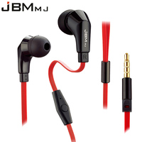 Original JBM MJ720 Great Sound 3 5mm Headset Headphone Super Bass Earphone With Mic Cell Phone