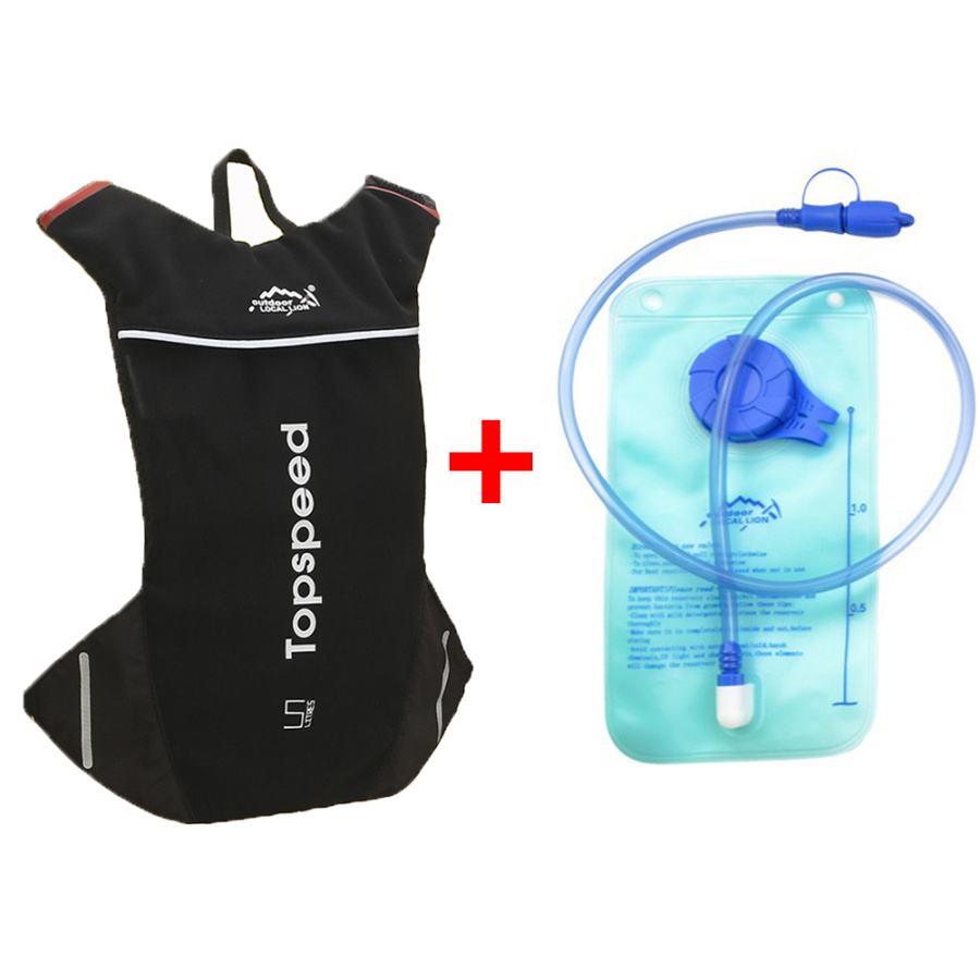 5L Bicycle hydration Backpack Bags Portable Cycling water Bag Travel Hiking Bike Backpack Sport Mini Outdoor Water Bags Running цена и фото