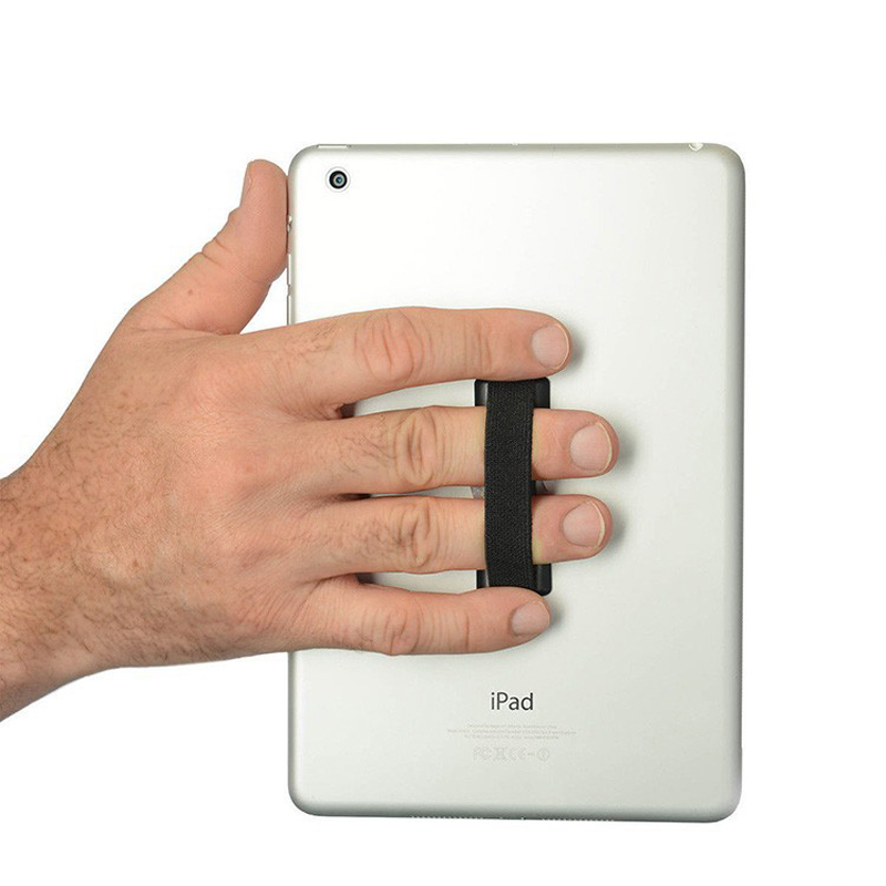 Universal Grip Your Phone Cell Phone Finger Holder Back Side Belt Phone Holder Sling  Anti Slip Stand For Samsung IPhone+Gift