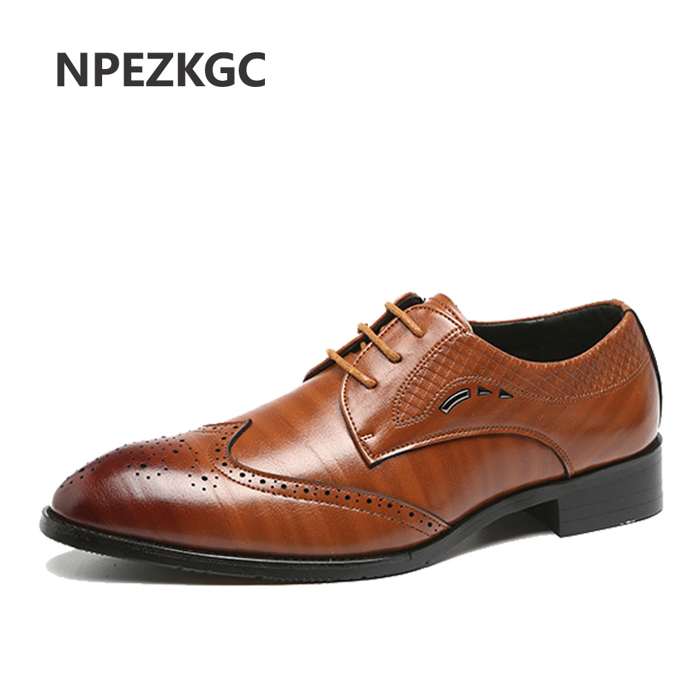 Véritable Richelieus Luxe Chaussures Classique brown D'affaires Richelieu red Robe Black Mariage Npezkgc Bureau Formelle Cuir Pour Appartements De En Designer blue Hommes OY5qzw