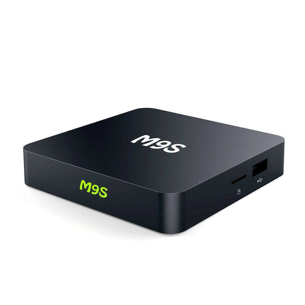 M9S X1 Android 5.1 TV Box Amlogic S905 1GB 8GB Quad Core Fully Loaded Kodi 16.0 Wifi 4K Streaming Bluetooth Smart Media Player 2016 android tv box t10 smart mini pc amlogic s805 quad core 1g 8g 4k media player 3d home movie wifi kodi 16 0 fully loaded