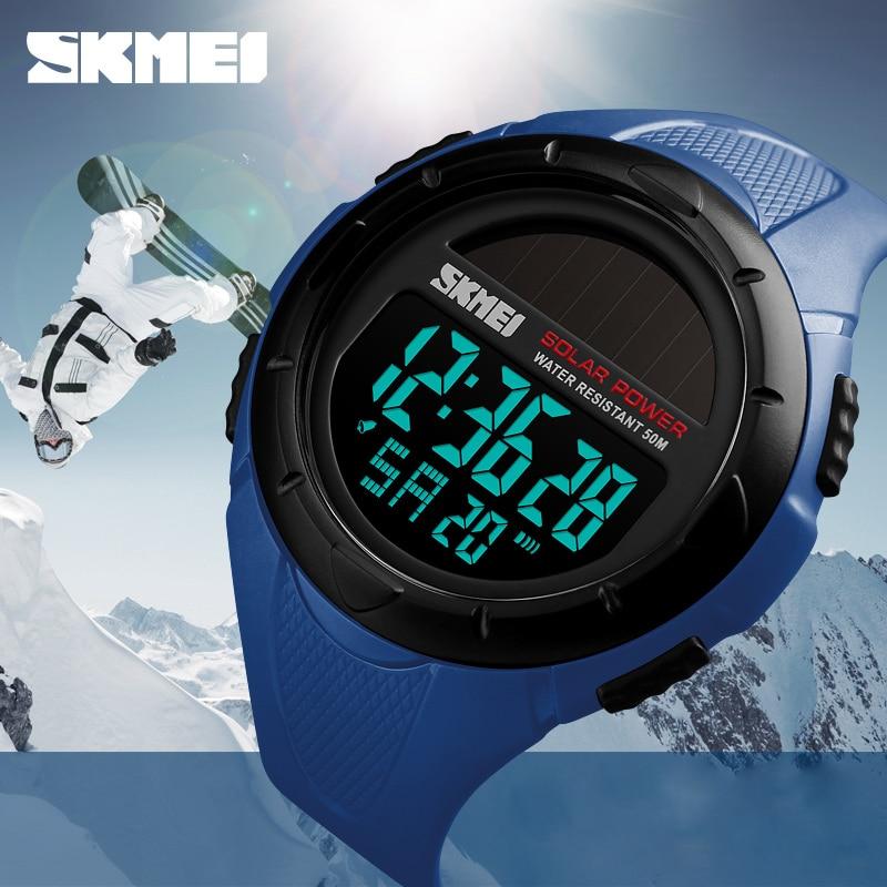 Amiable Skmei Fashion Simple Sport Watch Men Luminous Watches Multifunction Chrono 5bar Waterproof Digital Watch Reloj Hombre Men's Watches Watches