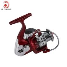 LIEYUWANG 13 + 1BB Metal Spinning Reel Fishing Tackle Metal CNC Reel Fishing Gear Ratio Up To 4.7:1, 5.1:1, 5.5:1 Fishing Reel
