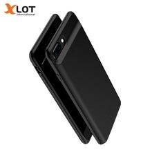 Батарея Зарядное устройство чехол для iPhone6 6S 6 Plus Мощность банк чехол ультра тонкий 2500 мАч/3700 мАч внешнего резервного Батарея Зарядное устройство чехол для телефона