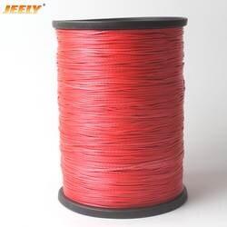 JEELY горячая Распродажа ужин strong 500 м провода в оплетке 1,5 мм кайтсерфинга линии spectra Spectra лебедки