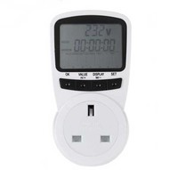 New ANH Cắm Ổ Cắm Energy Meter Điện Watt Voltage Amps Cách Sử Dụng Tần Số Monitor Analyzer Điện Quản Lý