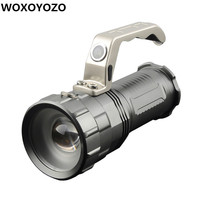 Powerful LED Flashlight CREE XM L T6 5000LM 3 Modes Torch Search Camping Hunting Fishing Miner