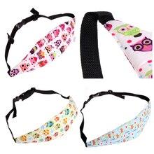Baby Car Safety Seat Sleep Positioner Infants And Toddler Head Support Pram Stroller Accessories Kids Adjustable Fastening Belts