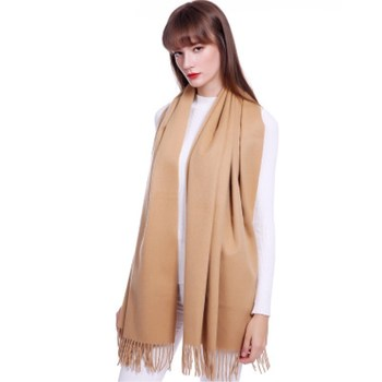 2018 Classic Autumn And Winter scarves for women scarves and wraps fashion solid female hijab stole pashmina cashmere scarves фото