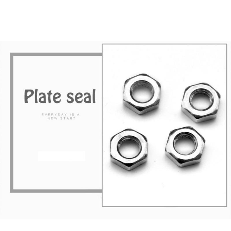 1 компл., рамка для номерного знака автомобиля, грузовика, бирка, крышка, внутренние металлические крепежные винты, крышка s, хромированная металлическая крышка