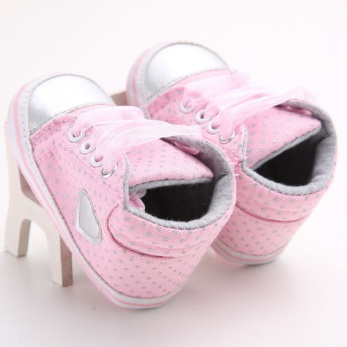 Pudcoco 0 18M First Walker Baby Shoes Toddler Baby Kid Girl Shoes Infant Prewalker Cotton Crib