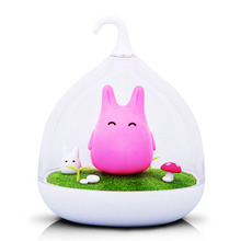 Creative Totoro Shaped Portable Rechargeable LED Nightlight