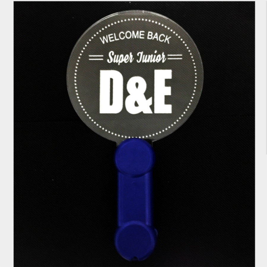 US $11 99 |Kpop Super Junior Concert Support Lightstick D&E Album Style  Glowing Stick Fan Stick Light-in Jewelry Findings & Components from Jewelry  &