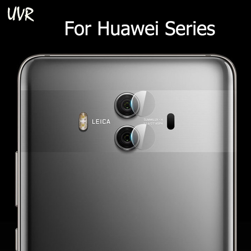 UVR 2PCS For Huawei Mate 10 Mate 9 Pro Lite G10 RS Soft Back Camera Lens Tempered Glass Screen Protector Film For P10 P9 Plus