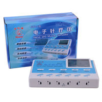 6 Channels SDZ V Electrical Acupuncturis Body Relax Massager Pulse Electronic Massage Equipment TENS Physical Therapy