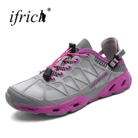 Ifrich 2017 Hiking Sandals For Women Summer Girls Water Shoes Sport High Quality Aqua Shoes Womens