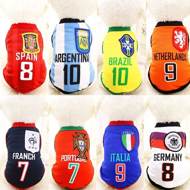 Wold Cup Jerseys