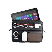 Waterproof Solid Sleeve Nylon Tablet computer bag Laptop Bag for surface pro 3/4 12 Inch Handbag Tablet Case Vkystar 381