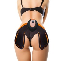 Electrical Muscle EMS Hips Trainer Butt Stimulation Wearable Buttock Toner Practicing Machine Fitness Body Slimming Massager