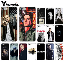Yinuoda Kamikaze Eminem  Colorful Cute Phone Accessories Case for Apple iPhone 7 6 6S Plus 5 5S SE XR 8 X XS MAX Mobile Cover цена и фото