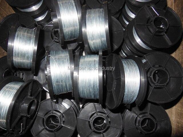 rebar tie wire reels 1.0mm fit jam u tier rebar tying tool 50 rolls ...