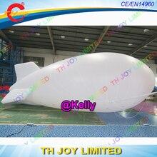 4 м/5 м/8 м длинная гигантская рекламная гелиевый надувной блимп для продажи, открытый изготовленный на заказ надувной самолет воздушные шары