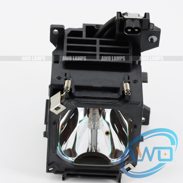 RLC-043 compatible lamp with housing for VIEWSONIC PJL9520