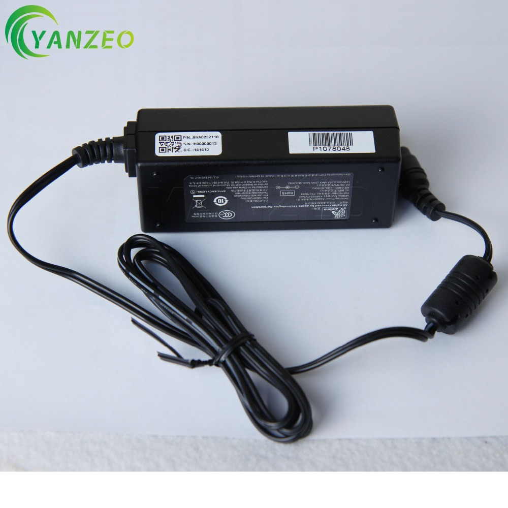 yan AC Power Adapter Cord Cable for HP Laserjet Pro P1102W Mono Laser Printer
