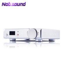 Nobsound بلوتوث 5.0 المزدوج ES9038Q2MS DAC XMOS محلل شفرة سمعي سماعة أمبير DSD APTX HD