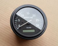 Tachometer 3049555 For Diesel Engine Tacho Hour Meter 5pcs Lot Fast Free Shipping By EMS Or