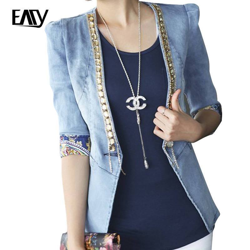 Online Get Cheap Half Denim Jacket -Aliexpress.com | Alibaba Group
