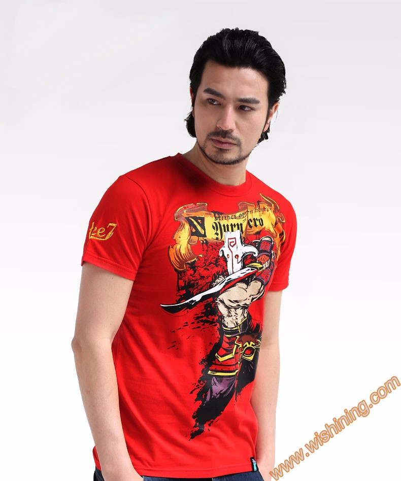DOTA 2 Juggernaut t-shirt Tee8301 (2)
