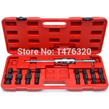 9PCS Blind Hole Slide Hammer Bearing Internal External Removal Puller Set AT2010