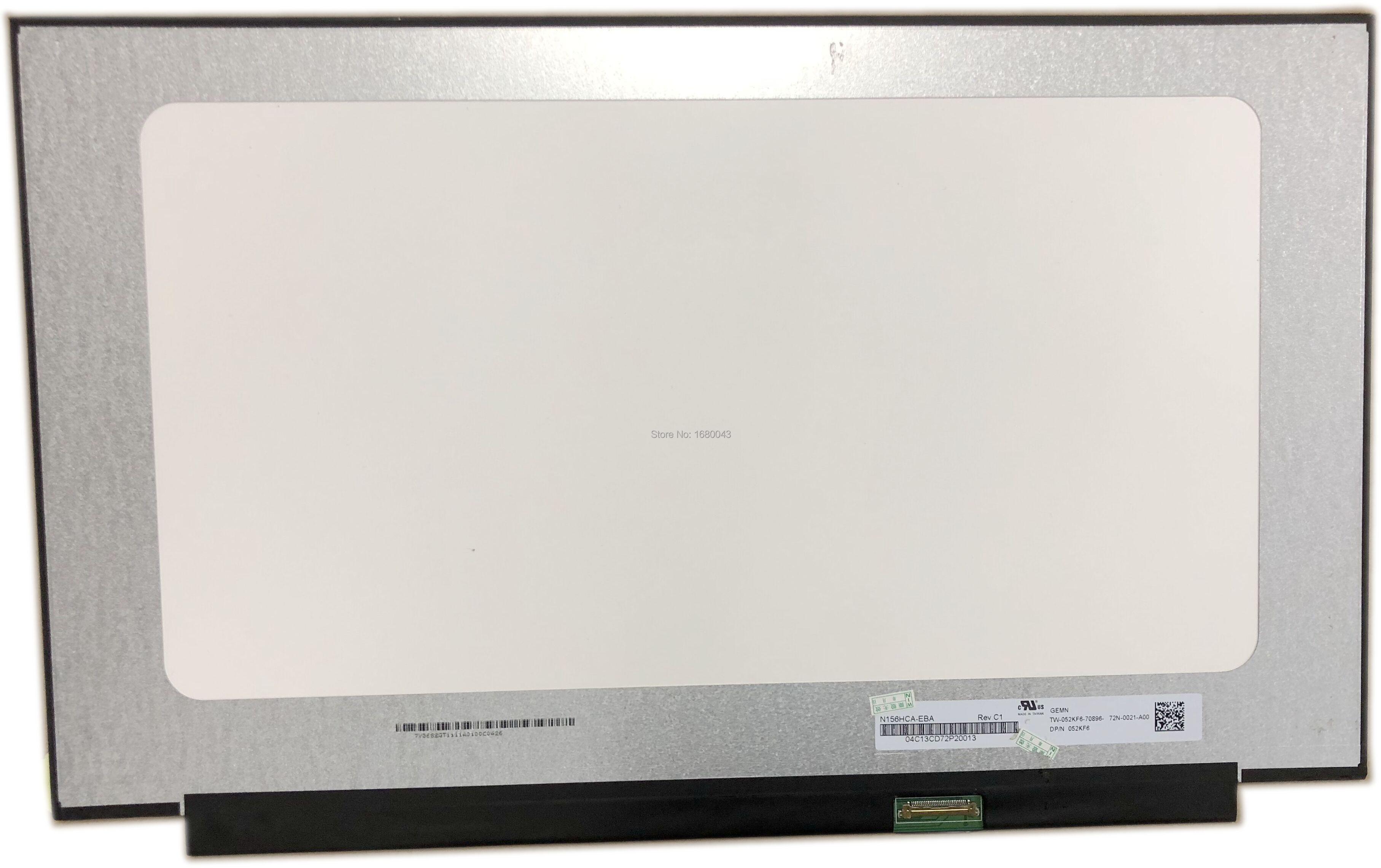 N156HCA-EBA fit NV156FHM-N35 LP156WF9 SPC1 15.6LED LCD Screen IPS 1920x1080 DisplayN156HCA-EBA fit NV156FHM-N35 LP156WF9 SPC1 15.6LED LCD Screen IPS 1920x1080 Display