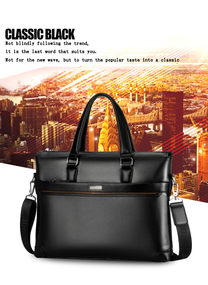bolso hombre maleta lawyer sac luxe sacoche homme leather briefcase messenger lo mas vendido business office laptop bags for men