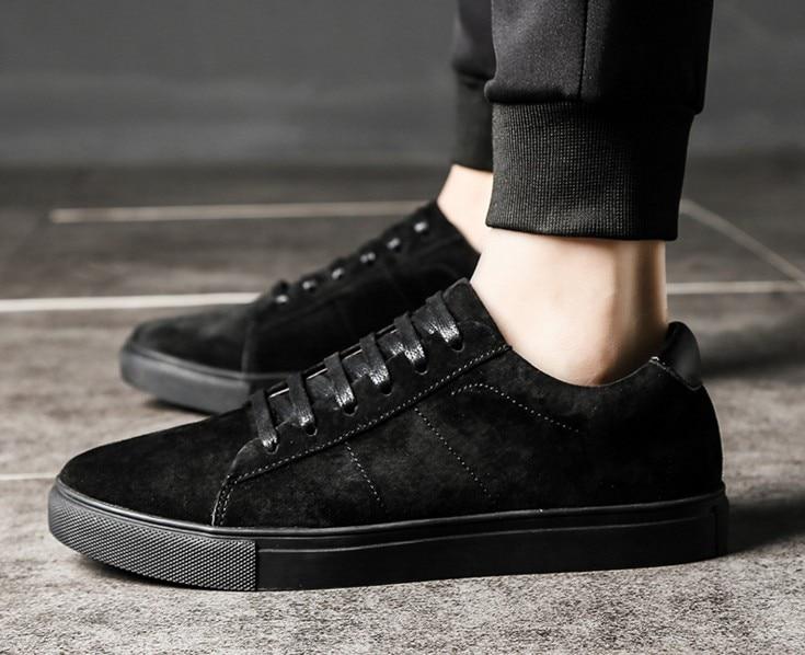 Minimaliste Chaussures Formelle À Plat Printemps En Lacets Daim Appartements Design Oxford Loisirs Cyabmoz black Véritable Gray Marque Cuir Casual Hommes Robe ZqPU6wnE