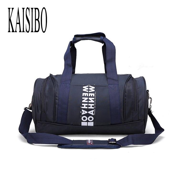 KAISIBO New Fashion Waterproof Travel Bags Large Capacity Men/Women Bags LuggageTravel Duffle Bag Bolsa Feminina