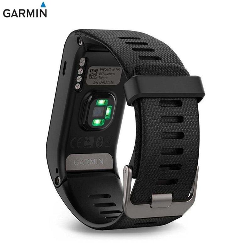 Garmin vivoactive HR Triathlon Swimming Golf Riding Run Heart rate monitoring Information reminding S50M waterproof mart Watch