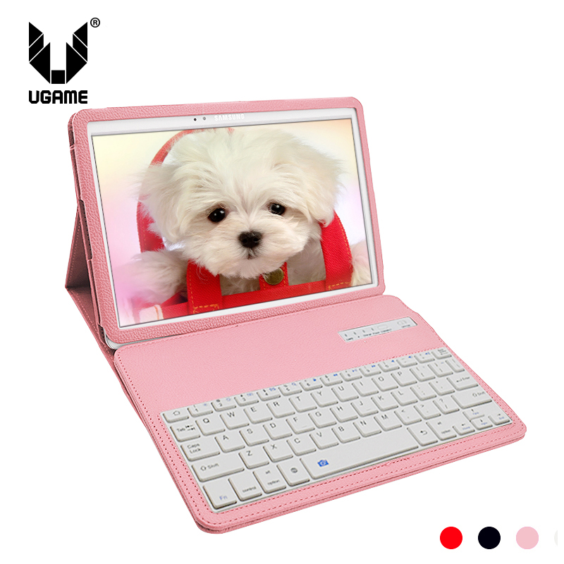 Wireless Bluetooth Keyboard Case For Samsung Galaxy Tab A 10.1 2016 T580 T585 T580N T585N 10.1tablet With Screen Protector