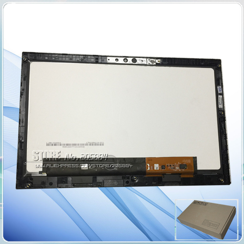 For Toshiba z20t  laptop Screen assembly IPS LTN125HL04-601 12.5 inch toshiba portege z 830