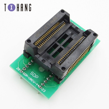 PSOP44 to DIP44/SOP44/SOIC44/SA638-B006 IC test socket adapter For RT809H programmer High Quality psop44 to dip44 sop44 soic44 sa638 b006 ic test socket adapter for rt809h programmer high quality