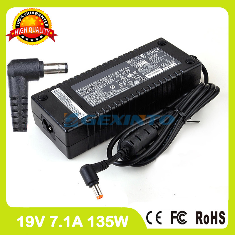 19V 7.1A ac power adapter charger for Gateway One ZX4850 ZX6970 desktop pc PA-1131-08H PA-1131-85 SADP-135EB BAF
